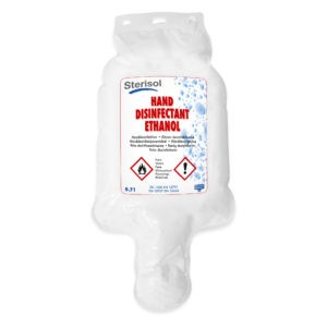 Sterisol Hand Disinfectant Ethanol 0,7 l
